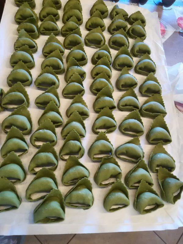 Tortelloni Verdi