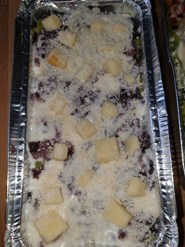 Lasagne con Radicchio